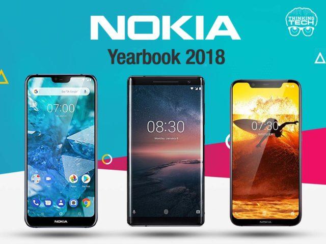 Nokia's Yearbook 2018