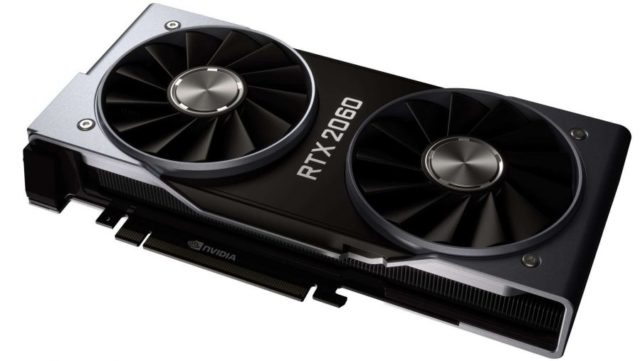 Nvidia-GeForce RTX-2060