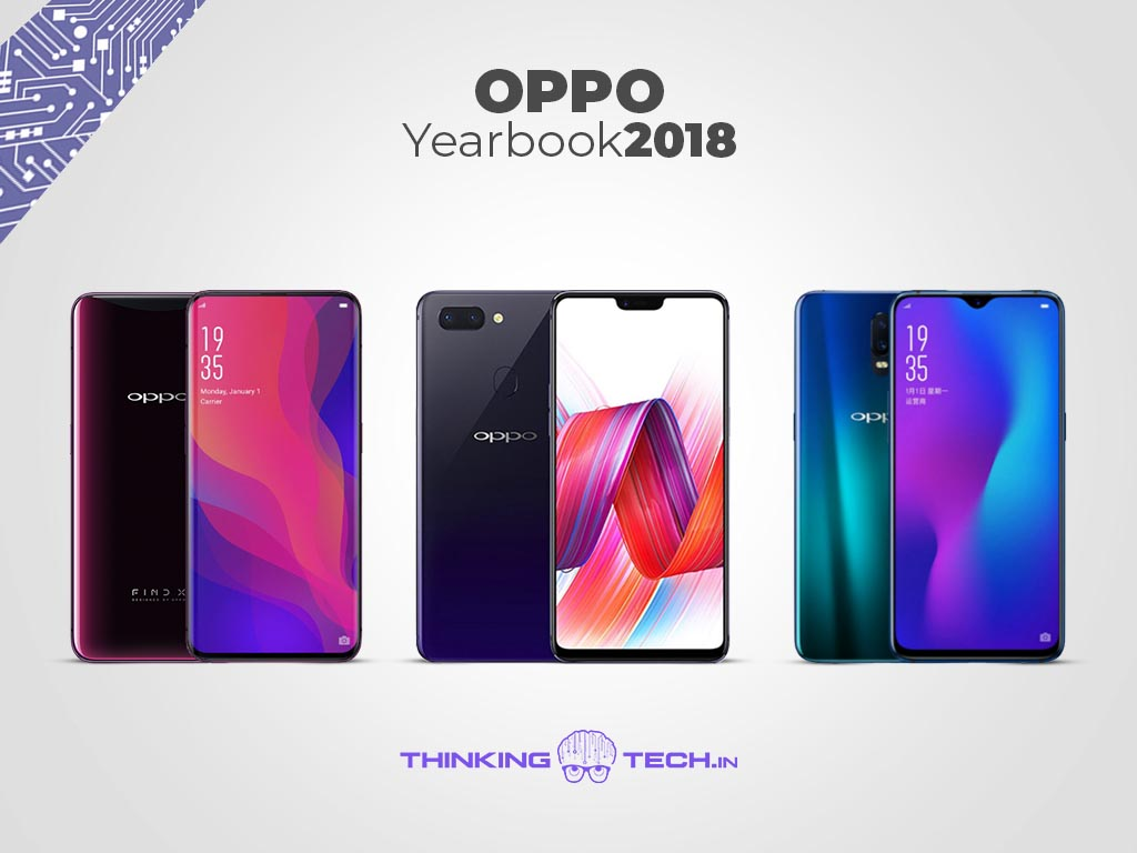 Oppo Yearbook 2018: The Annual Journey Of the Brand By ...