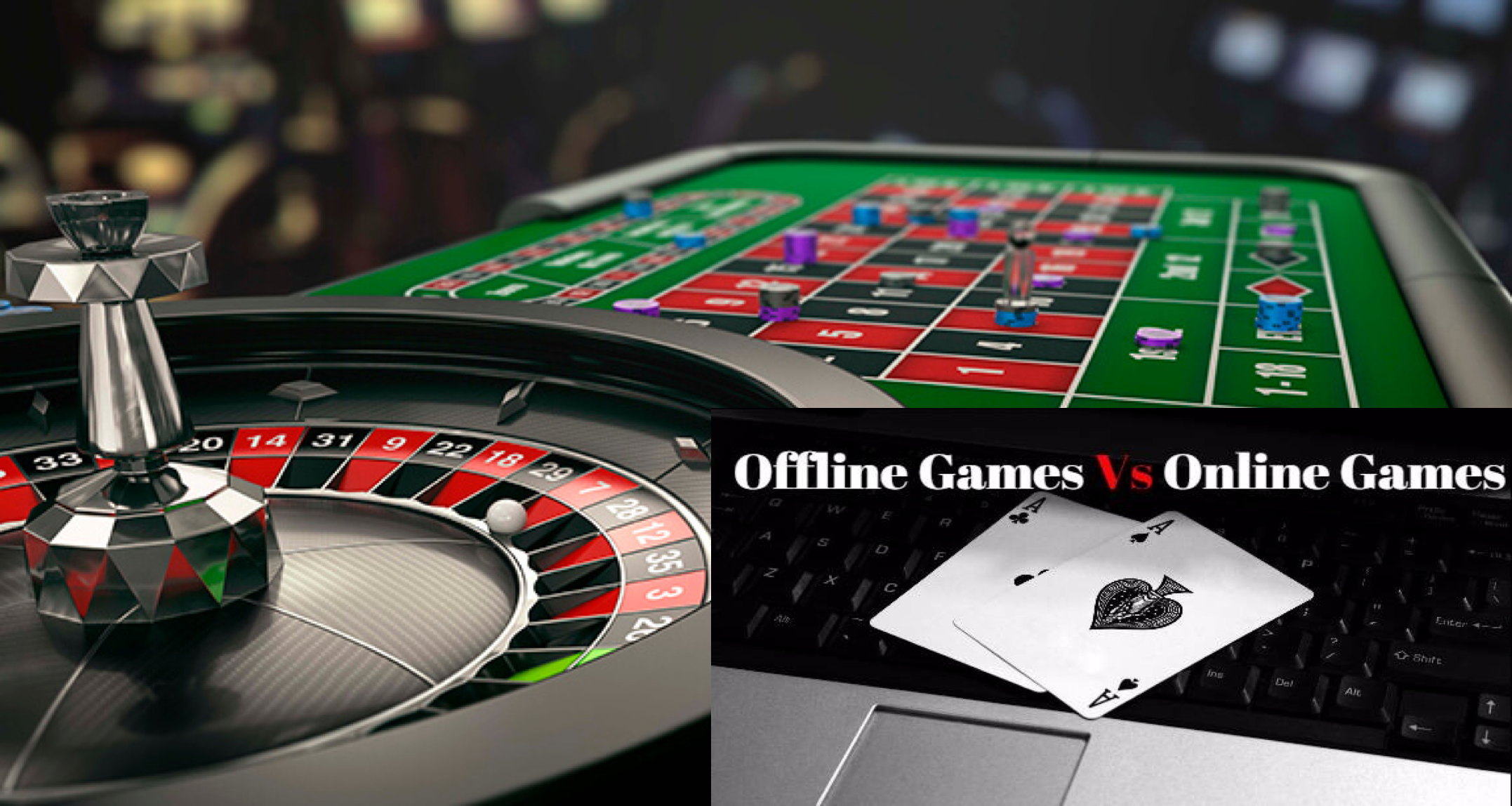 Live Games vs Online Games _ Thinking Tech