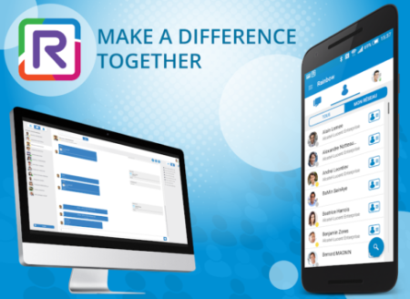 Rainbow App for business use