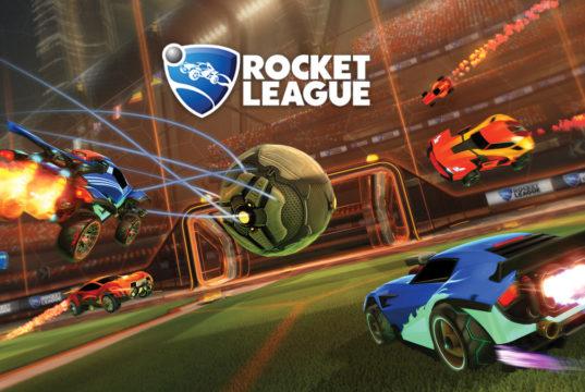 Rocket League Cross Platform on PS4
