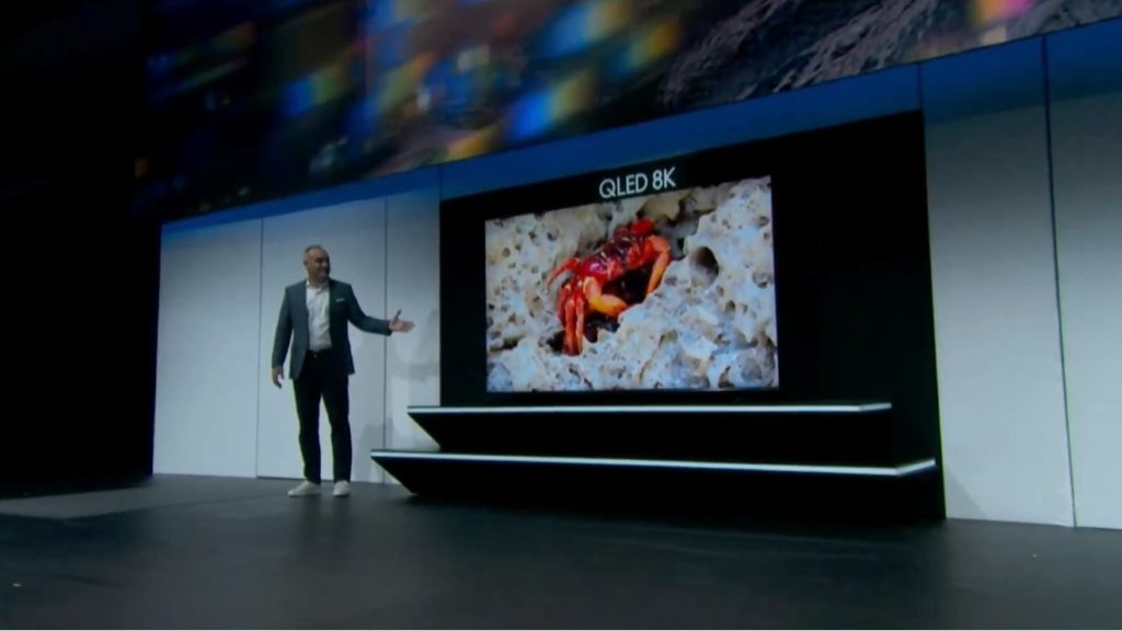 Samsung 98 inch QLED TV