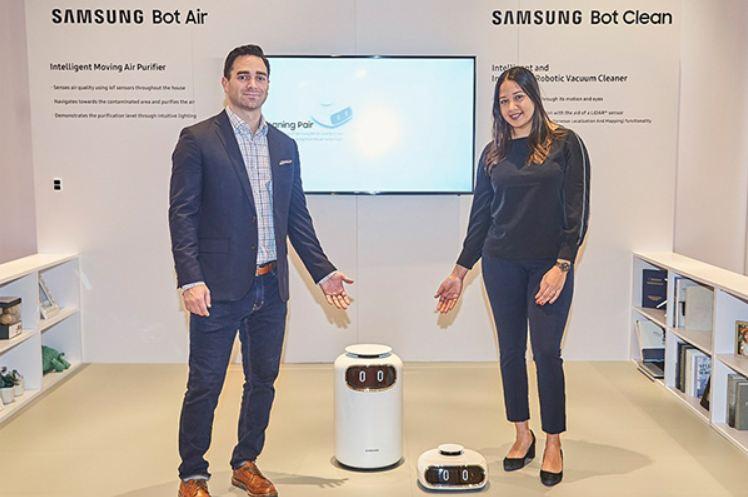 Samsung Bot Clean