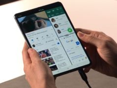 Samsung Galaxy Fold foldable phone
