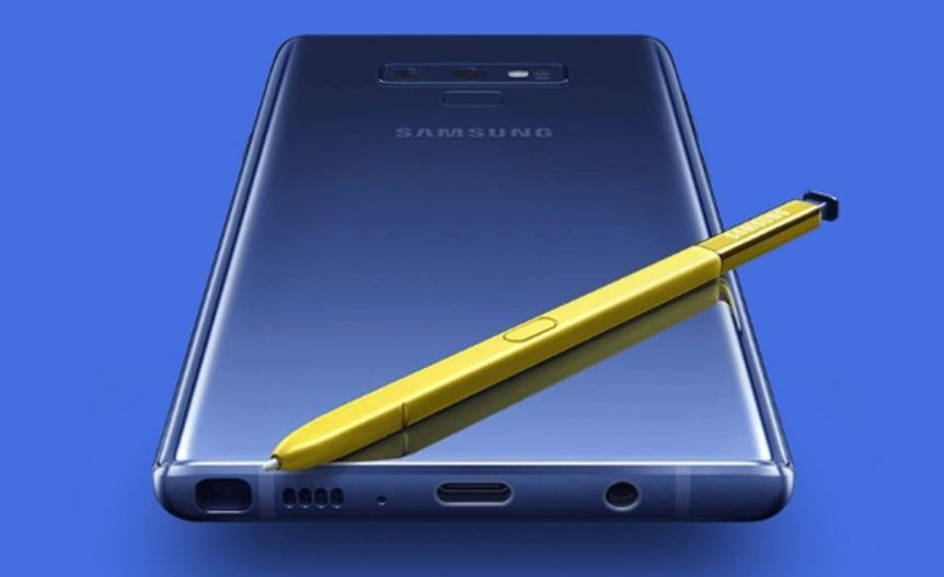 Camera equipped Stylus with Galaxy note 10