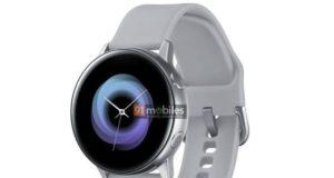 Samsung Galaxy Sport Watch