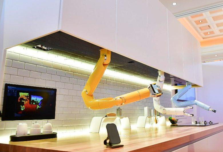 Samsung Robotic Arm
