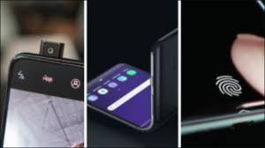 In Display Fingerprint Sensor Phones