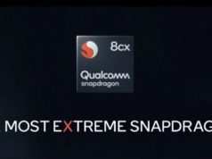 Qualcomm Snapdragon 8cx processor