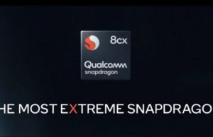 Qualcomm Snapdragon 8cx processor