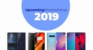 Upcoming Mobiles in 2019 In India