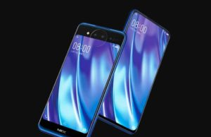 Vivo Nex 2 camera and display