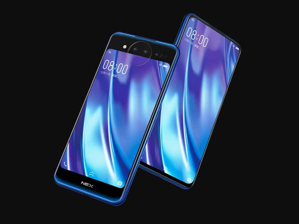 Vivo Nex 2 Dual Display Smartphone Launched With Triple