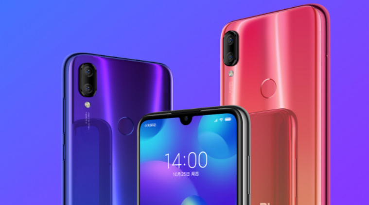 Xiaomi Mi Play Launched With A Circular Notch Display