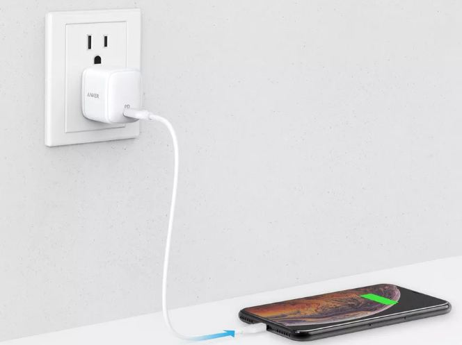 anker GaN fast charger