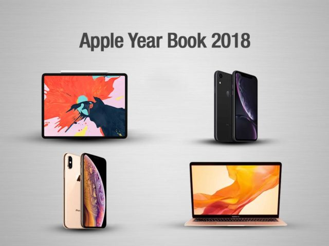 Apple's Year Book 2018