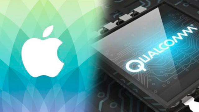 Apple vs Qualcomm battle