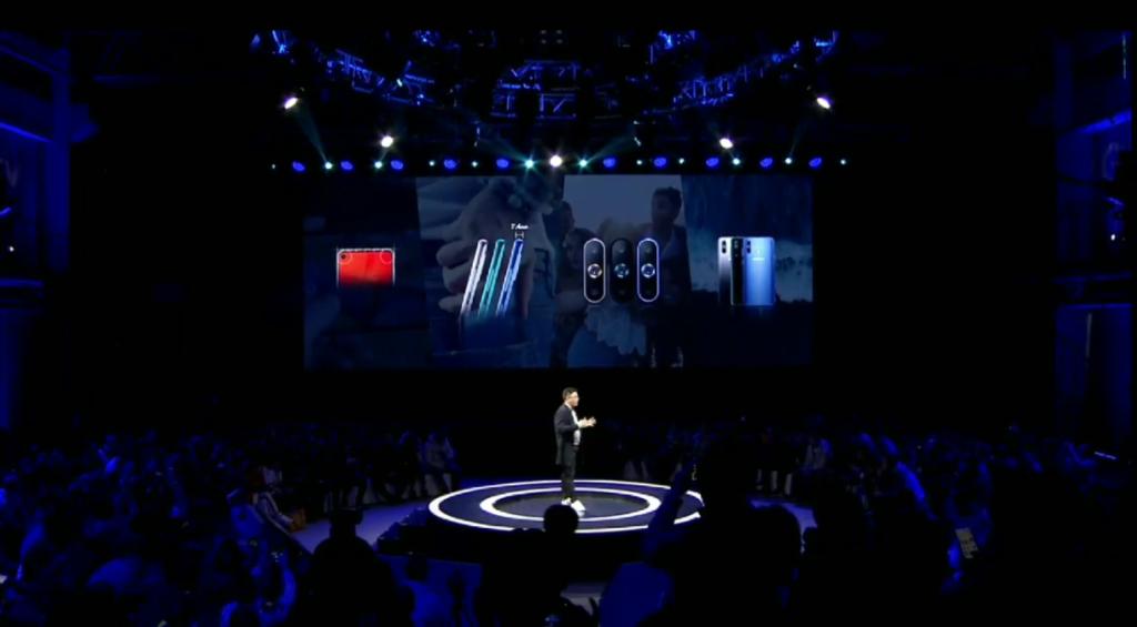 Samsung Galaxy A8s camera