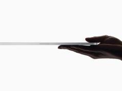 Apple iPad Pro bend