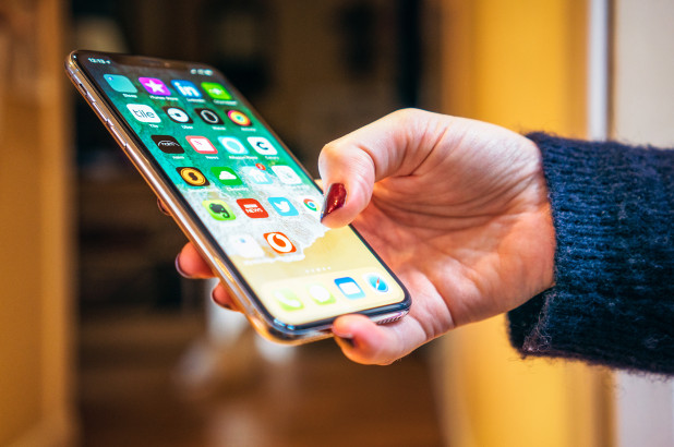 iOS apps secretly recording without consent