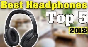 Top 5 Headphones 2018