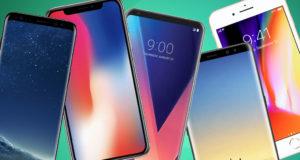 Best Smartphones launched in 2018