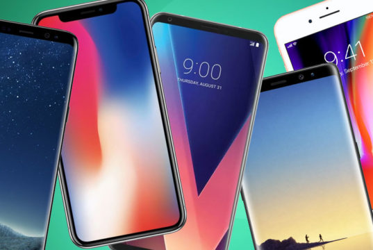 Best Smartphones launched in 2018