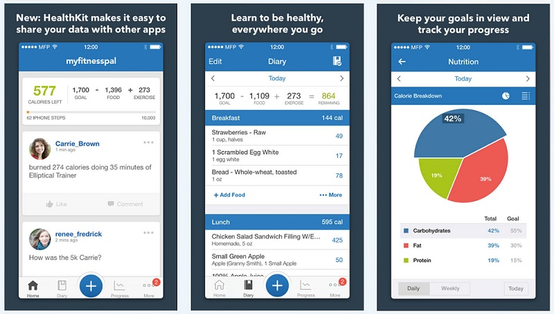 best health tracking app