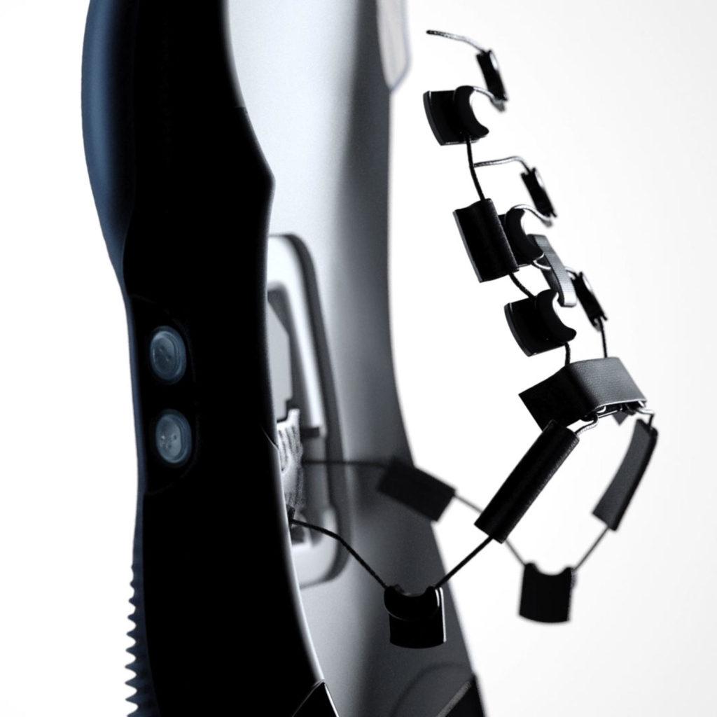 Nike self lacing shoe