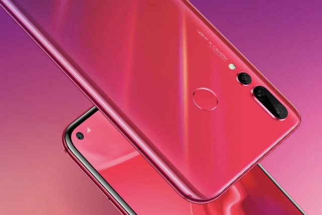 Huawei Nova 4 display