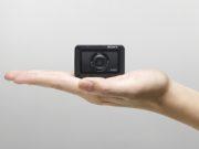 Sony RX0II camera