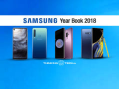 Samsung's Year Book 2018
