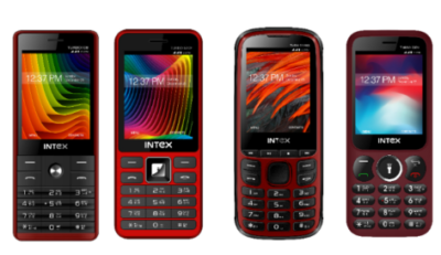 Intex Feature Phone