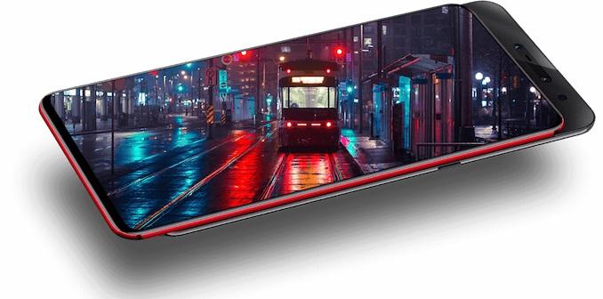 Lenovo Z5 Pro GT display and camera