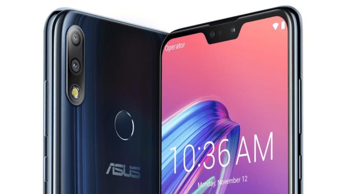 Asus Zenfone Max Pro M2 display